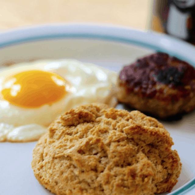 Einkorn Flour Biscuits Recipe