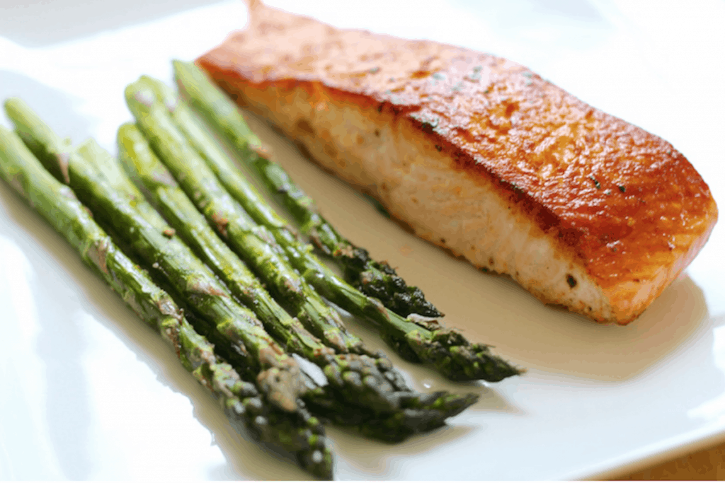 How To Cook Salmon On The Stove - Pan Seared Salmon Fillets