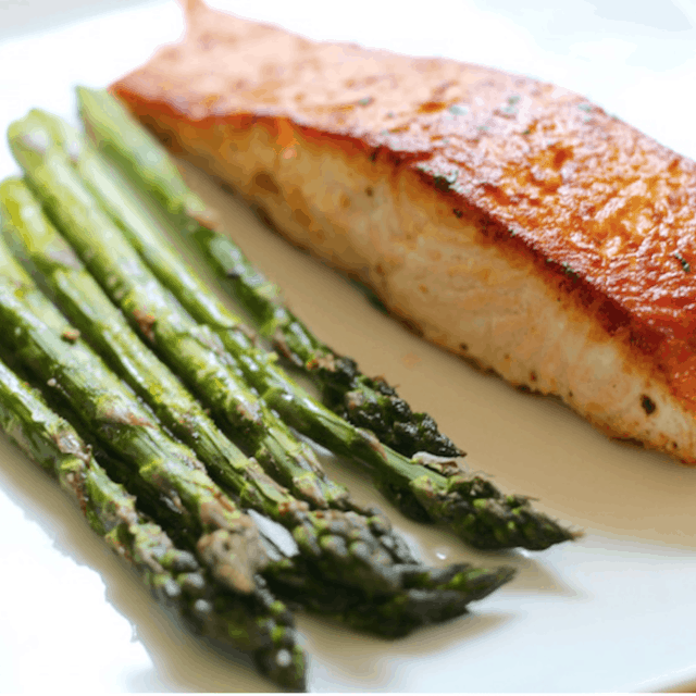 Pan Seared Salmon Fillets