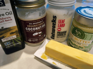 Cooking With Lard And Coconut Oil