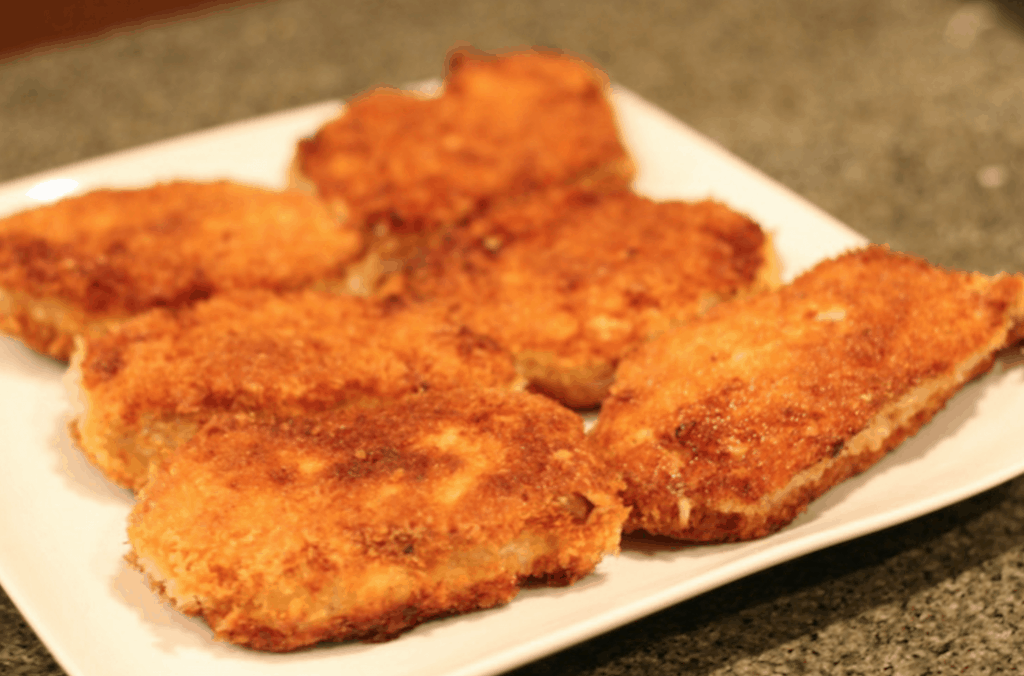 Breaded Pork Patties