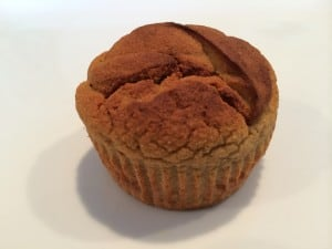 Coconut Flour Banana Muffin