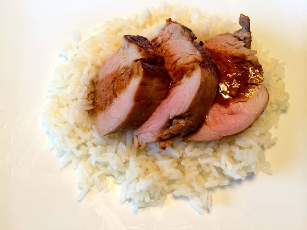 Pork Tenderloin Marinade With Soy Sauce And Mustard