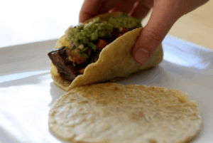 Einkorn Wheat Flour Tortillas