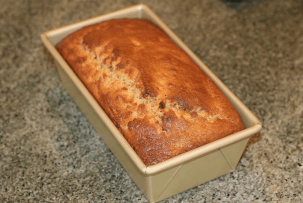 Einkorn Flour Banana Bread Quick Recipe