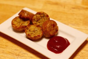 Baked Homemade Tater Tots