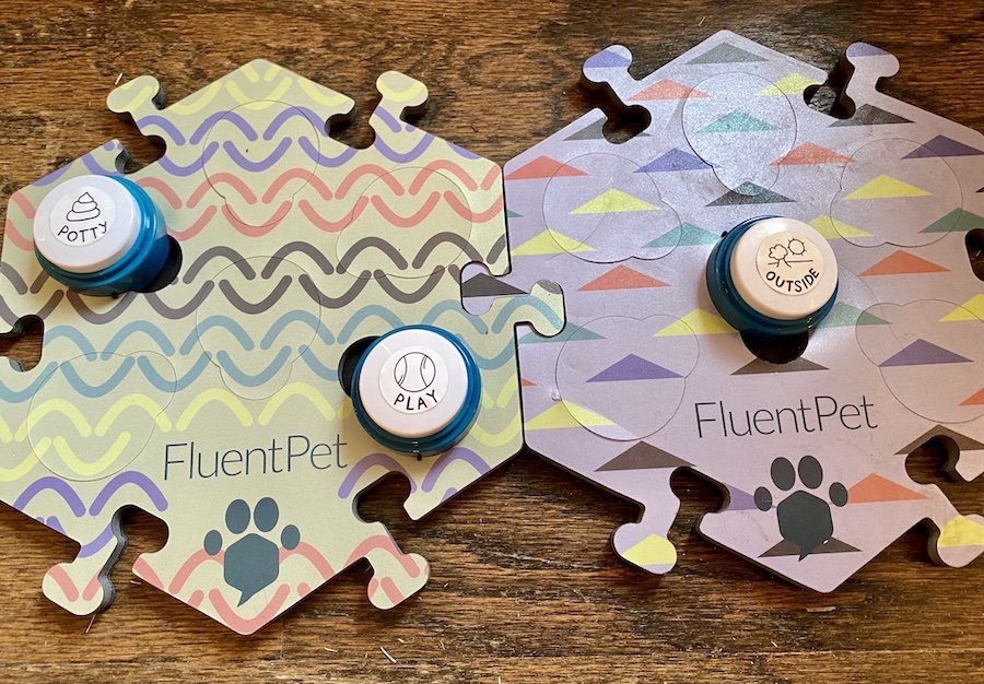 FluentPet set up for extra buttons